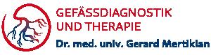 Dr. Gerard Mertikian Logo
